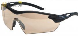 MSA Racers védőszemüveg, lövész szemüveg arany tükör lencsével (light gold) 12 db-os csomagban