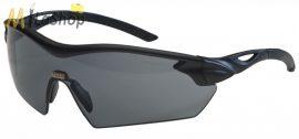 MSA Racers védőszemüveg, lövész szemüveg füst színű lencsével (fekete) 12 db-os csomagban