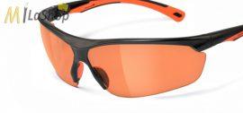 MSA Move védőszemüveg narancs színű lencsével