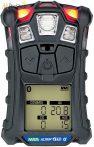 MSA Altair 4XR többkomponensű hordozható gázérzékelő: CH4 (4,4%), O2, CO, H2S