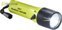 Peli 2410 Zóna 0 StealthLite 4AA Recoil LED robbanásbiztos lámpa/sisaklámpa, 153 lm