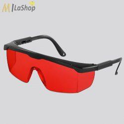 geo-Fennel Lézerszemüveg (vörös)