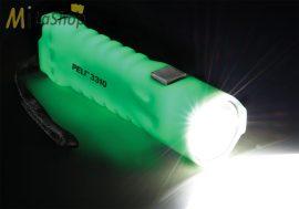 Peli 3310 PL LED lámpa, fluoreszkáló testtel 378 lm