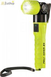 Peli 3315R-RA Zone 0 tölthető, akkumulátoros, LED-es robbanásbiztos lámpa, hajlítható nyakkal, 132 lm
