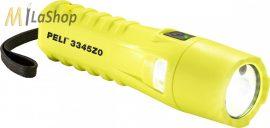 Peli 3345 Zone 0 LED-es robbanásbiztos elemlámpa 267 lm