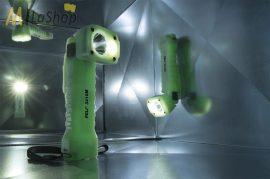 Peli 3410M LED lámpa, fluoreszkáló testtel, hajlítható nyakkal, 653 lm