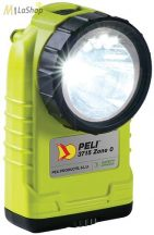 Peli 3715 Z0  Zone 0, 4AA Led robbanásbiztos lámpa 189 lm