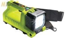 Peli 9415 Zóna0 4 LED-es akkumulátoros robbanásbiztos lámpa 392 lm