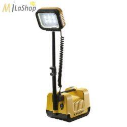 Peli 9430 6 LED es akkumulátoros kézi+teleszkópos lámpa 3000 lm