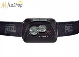 Petzl fejlámpa TACTIKKA® CORE akkumulátoros, tölthető Hybrid  - 450 lm