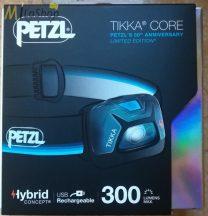 Petzl Tikka Core Limited Edition - akkumulátoros, tölthető Hybrid fejlámpa - 300 lm