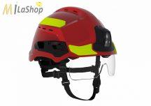 MSA F2XR műszaki mentő sisak / tűzoltósisak - választható felszereltséggel - több színben