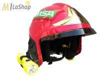 MSA Gallet F1 XF tűzoltósisak csereprogram (csereprogramon kívül is megvásárolható)