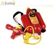 Játék háti tűzoltó készülék