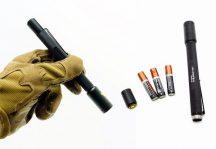 Led Lenser I6-5606 Industrial LED lámpa 3xAAA 140 lm