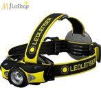 LEDLENSER IH11R tölthető fejlámpa, Bluetooth, 1000 lm