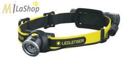 LEDLENSER IH8R tölthető ipari fejlámpa 600 lm