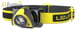 Led Lenser ISEO3 Ipari fejlámpa 100 lm
