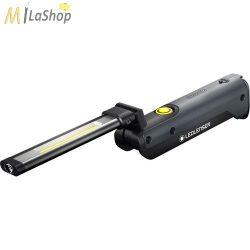 LEDLENSER iW5R tölthető, akkumulátoros flexibilis munkalámpa/SPOT/fényvető 600 lumen