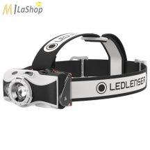 LEDLENSER MH7 tölthető outdoor LED fejlámpa (fehér/piros fénnyel) 600lm - több színben