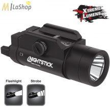 Nightstick Xtreme Lumens™ taktikai fegyverlámpa stroboszkóp funkcióval  - 850 lm