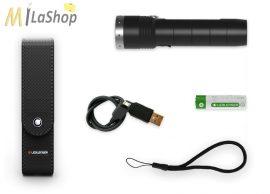 Led Lenser MT10 tölthető outdoor lámpa/fegyverlámpa 1000 lm!