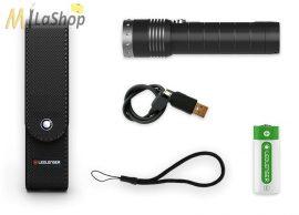 Led Lenser MT14 tölthető outdoor lámpa/fegyverlámpa 1000 lm!