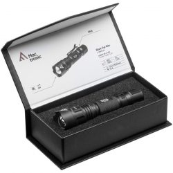 Mactronic BLACK EYE MINI fókuszálható, CREE LED-es alumínium lámpa 115 lm