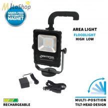 Nightstick akkumulátoros térvilágító lámpa mágneses talppal - 1000 lm