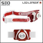 Led Lenser SEO5 LED fejlámpa 3xAAA 180 lm - több színben