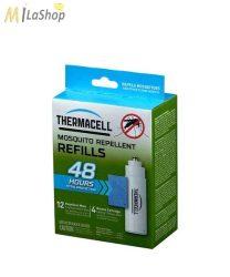 Thermacell utántöltő, 48 órás védelem (4 db patron, 12 db lapka)