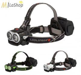 Led Lenser XEO19R-7219R tölthető 2000 lm LED fejlámpa, hordtáska+ kiegészítők- több színben