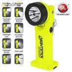 Nightstick INTRANT robbanásbiztos elemes (3AA) ATEX Dual-Light ™ pipalámpa / kézilámpa Zóna 0 - 200 lm