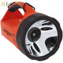 Nightstick VIRIBUS robbanásbiztos akkumulátoros ATEX Dual-Light ™kézilámpa Zóna 0 - 210 lm, piros