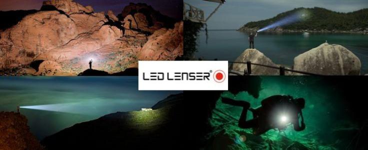 Led lenser termékek